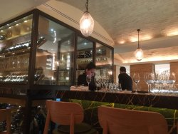Pricey but such an elegant and classy place to wine and dine