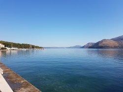 Lagoon in Argostoli