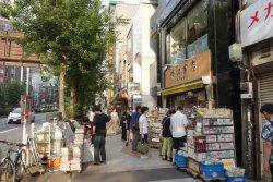 Kanda Jimbocho Bookstore Area