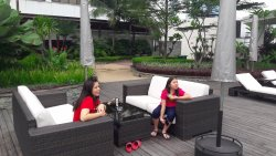 Pengalaman menginap terbaik !!! The Best Hotel in Jakarta !!!