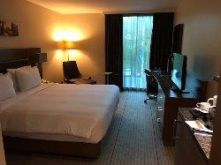 Comfortable king room