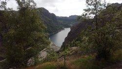 Helleren i Jøssingfjord