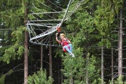 Roller Coaster Zipline
