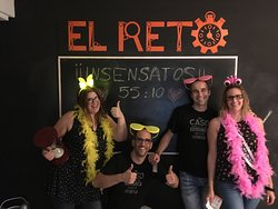 El Reto Escape Room