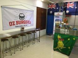 Oz Burgers Takeaway DaLat