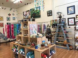 Crafted Gallery Gift Shop