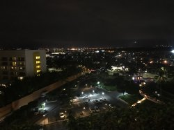 City night view