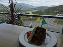 THE best Avoca Cafe view in Ireland.