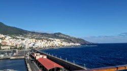 Hafen Santa Cruz de La Palma