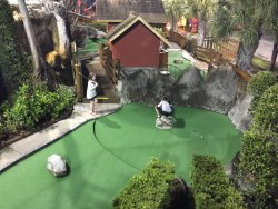 Smugglers Cove Adventure Golf