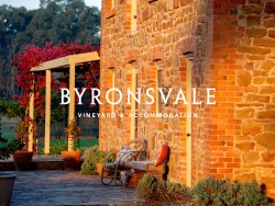 Byronsvale Vineyard & Accommodation