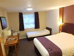 Premier Inn Dover East Hotel