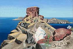 Roger Tourte - Cyclades Aegean Islands