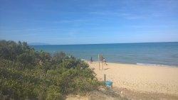 Spiaggia La Principess / Principess Beach