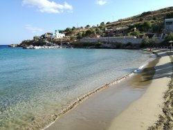 Megas Gialos Beach