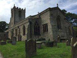 St Mary & St Alkelda Church Middleham