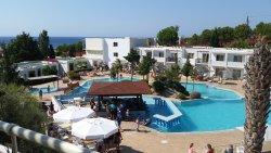 Good resort but slight improvements needed