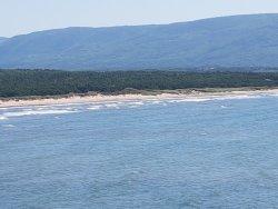 Cheticamp Island Beach