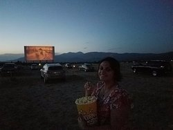 Comanche Drive In Theatre