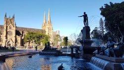 亚奇伯德喷泉