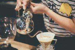 專業的手沖單品咖啡