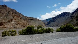 yoga trek in Nepal Jomsong Muktinath trek