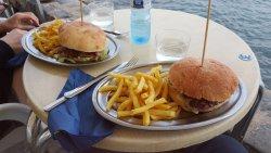 Des burgers délicieux ... 😊