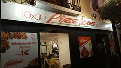 10X10 Pizzicas