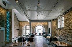 First floor of restaurant ODERBERGER