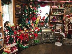 Santas Claus-et