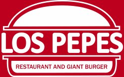 Los Pepes Giant Burger