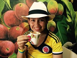 Andreabo Cafe Colombiano