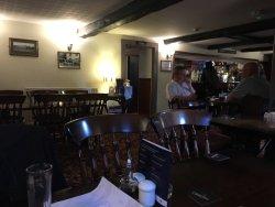Quaint pub & great food