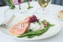 Award-winning dining