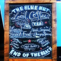 The Blue Hut