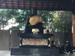 Joko Dolog  Buddhist  Statue