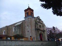 Templo de San Matias Jalatlaco
