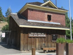 Old Truckee Jail Museum