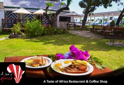 A Taste Of Africa Restaurant & Coffee Shop