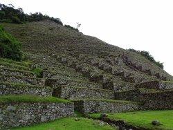 The Ruins of Intipata