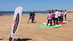 Playsurf Escola de Surf e SUP