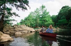 Beavers Bend White Water Canoe & Kayak Rentals