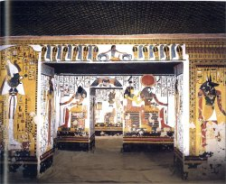 مقبرة الملكة نفرتاري