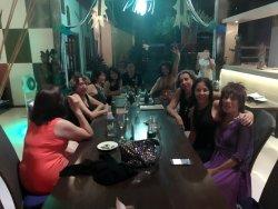 Party at Lovina Nachoz Hot, NAME DAY of Friend