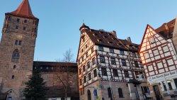 City Walls of Nuremberg