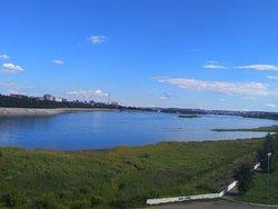 Левый берег Ангары