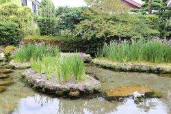 湧水庭園 四明荘