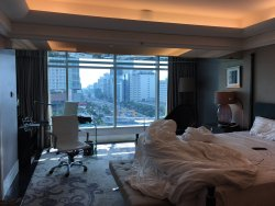 Best view with best services hotel in Jakarta