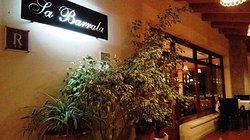 Restaurant Sa Barrala