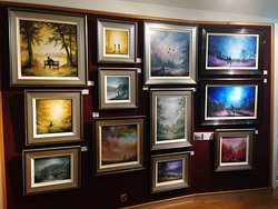 Treeby & Bolton Gallery & Shop